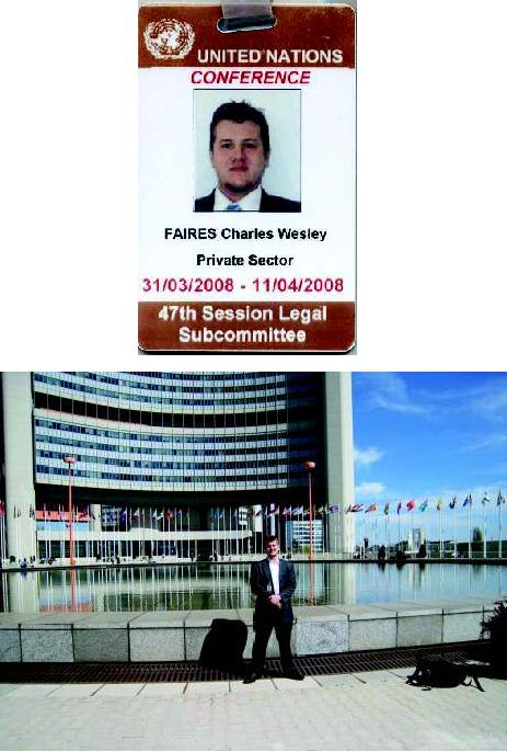 Wes Faires United Nations Private Sector